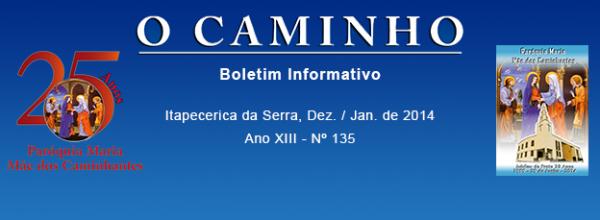 Jornal de Dez. / Jan. – 2014