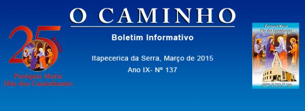 Jornal de Março – 2015