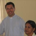 Viagem para ordenação do Pe. Valnei