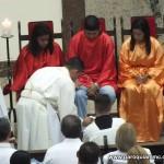 Missa de Lava pés – 2012